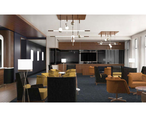 Courtyard by Marriott Plainfield | Seating