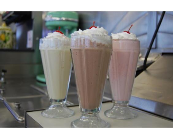 Oasis Diner Milkshake