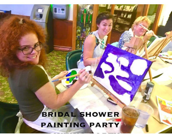 Essex Art - Bridal Shower 2
