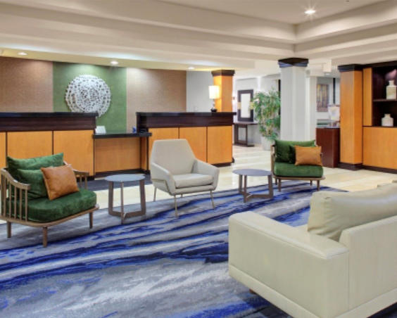 Fairfield Inn & Suites -  Lobby