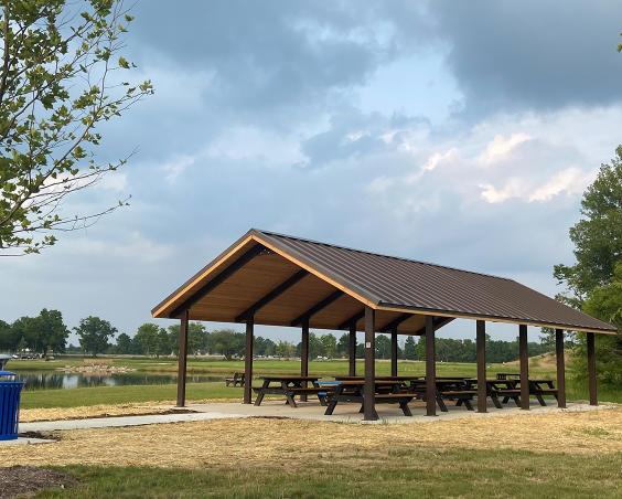 Gibbs Memorial Park | Pavilion