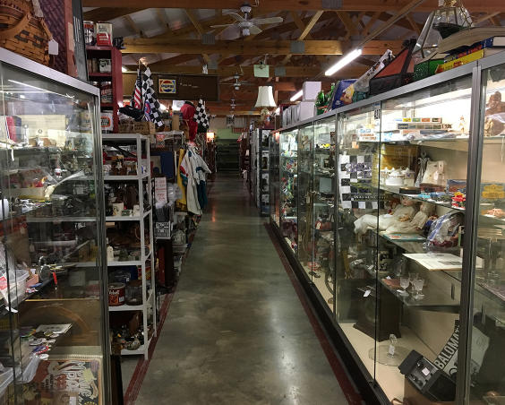 Gilley's Antique and Decorator Mall