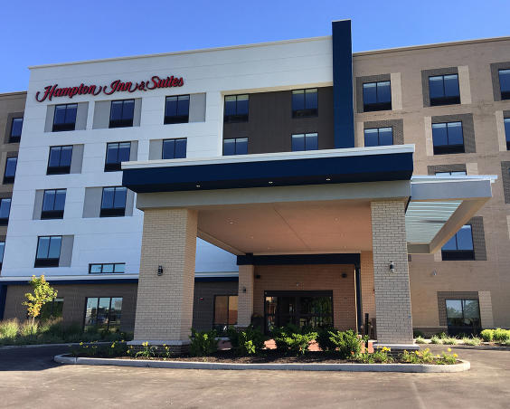 Hampton Inn and Suites by Hilton Avon Front Exterior