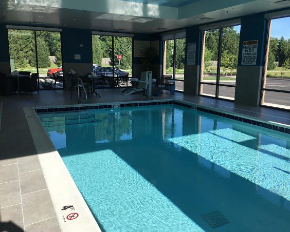Hampton Inn and Suites by Hilton Avon Indoor Pool