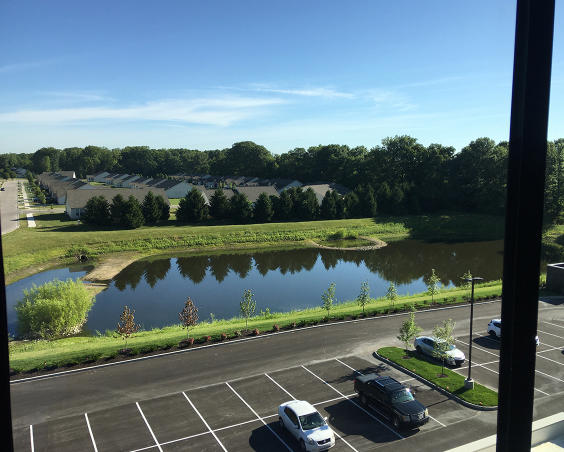 Hampton Inn and Suites by Hilton Avon Pond View