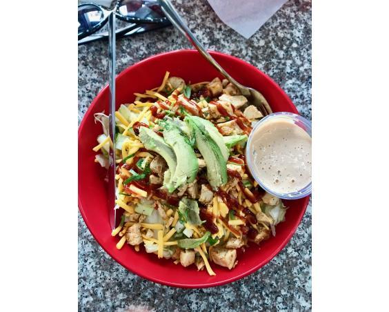 Rush On Main Salad
