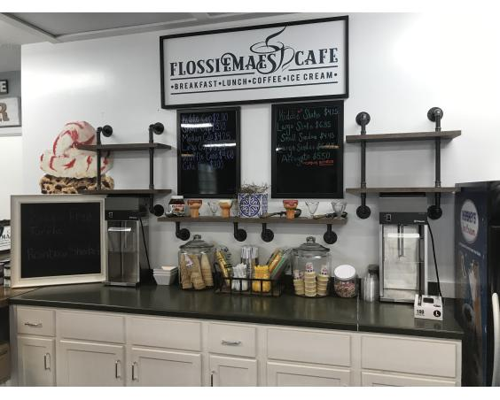Flossiemae's Cafe