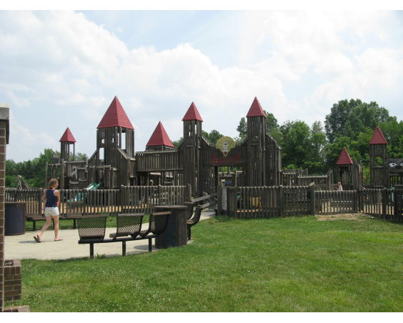 Williams Park Playground Brownsburg