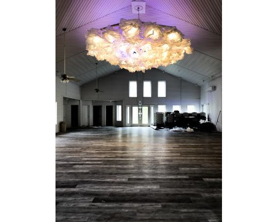 Lizton Lodge - Reception Room
