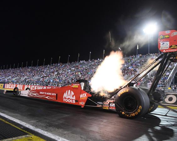 Lucas Oil Raceway |  Drag Racing at Night