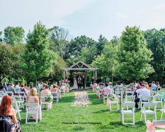Avon Gardens | Wedding Ceremony