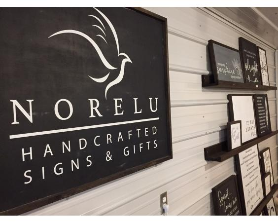 Norelu Signs Lizton