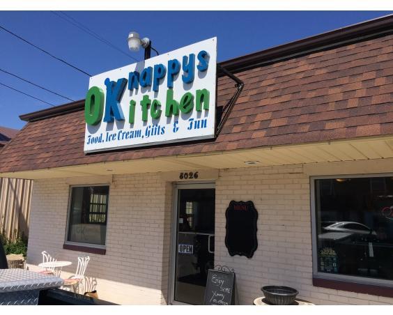 O'Knappy's exterior