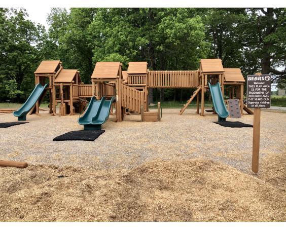 Gibbs Park Playground Danville, Indiana