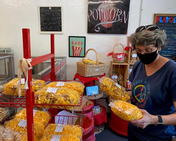 PopaKernel Gourmet Popcorn