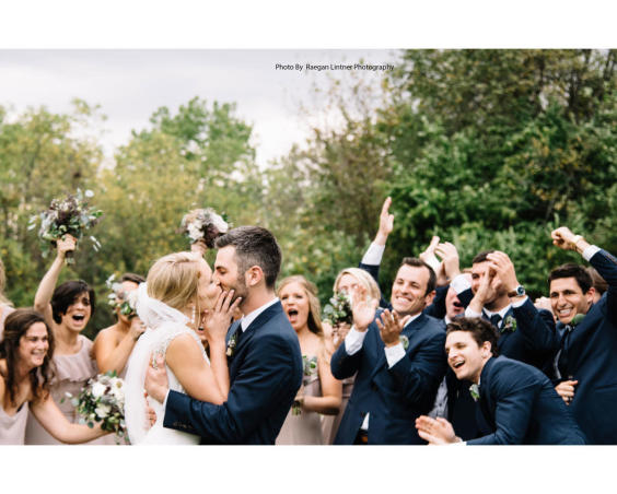 Raegan Lintner Photography - Wedding Photos
