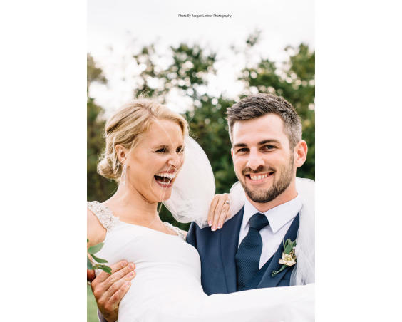 Raegan Lintner Photography - Wedding Couple