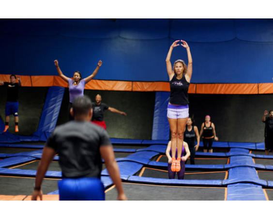 Sky Zone Plainfield Indiana