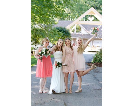 Lizton Lodge - Outdoor Wedding
