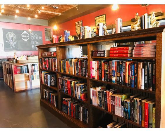 Speakeasy Books and More Danville, Indiana