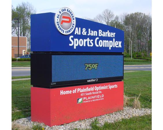 AL & Jan Barker Sports Complex