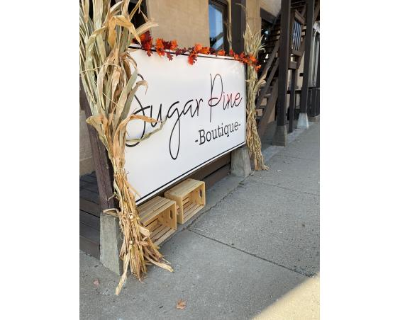 Sugar Pine Boutiqe, Plainfield Indiana