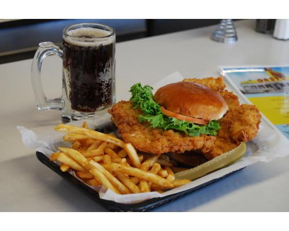 Oasis Diner Tenderloin