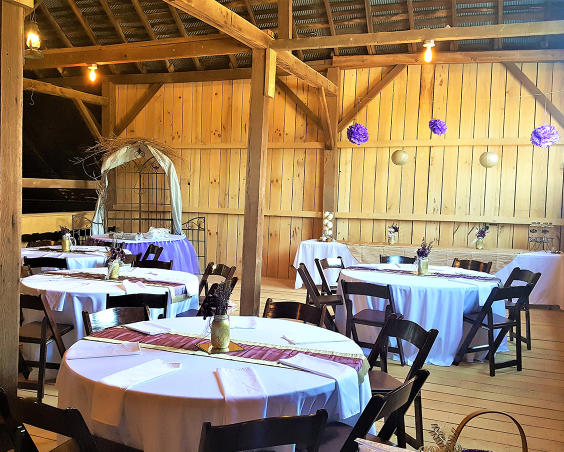 The Hayloft at Beasley's Orchard | Danville, Indiana