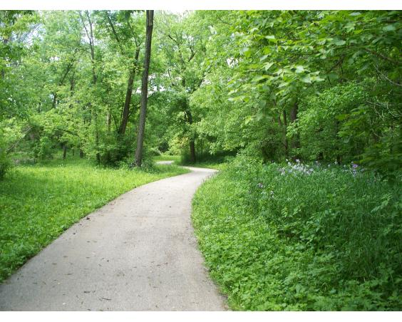 Recreation Trail at Arbuckle Acres Park