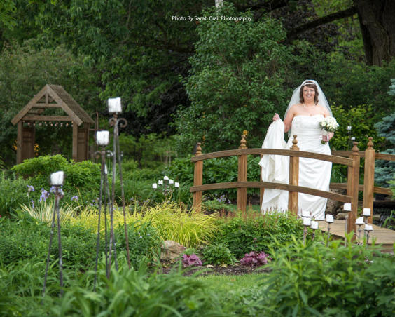 Photography by Sarah Crail - Outdoor Bridal Photos