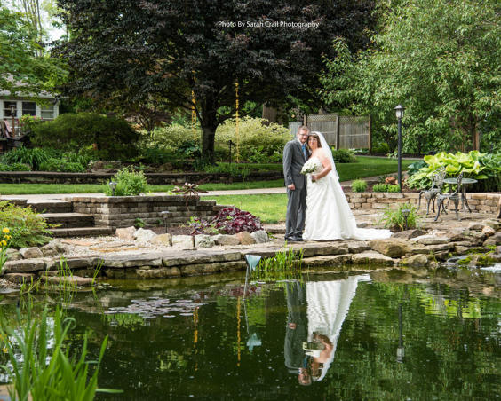 Photography by Sarah Crail - Outdoor Wedding Photos