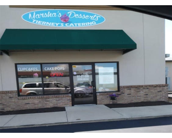Marsha's Specialty Desserts & Tierney's Catering - Store Front