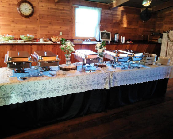 Marsha's Specialty Desserts & Tierney's Catering