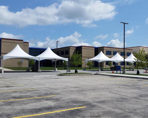 Hoosier Tent & Party Rentals - Frame Tents