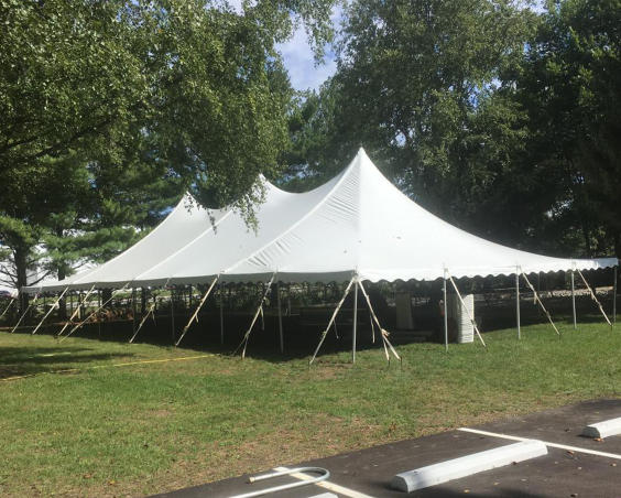 Hoosier Tent & Party Rentals - 40x80 tents
