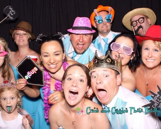 Grins & Giggles Photo Booth Rentals