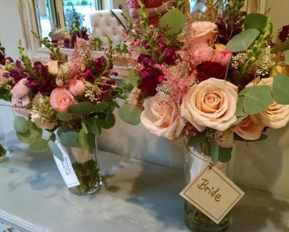 CK Designs Indy - Wedding Bouquets