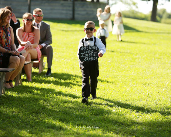 Amy Phipps Photography - Outdoor Ceremony