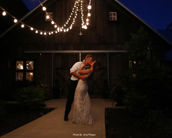Amy Phipps Photography - Outdoor Wedding Photos at Barn