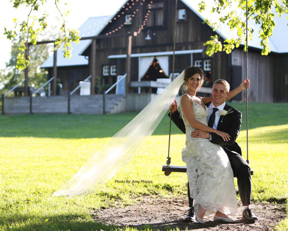 Amy Phipps Photography - Outdoor Wedding Photos