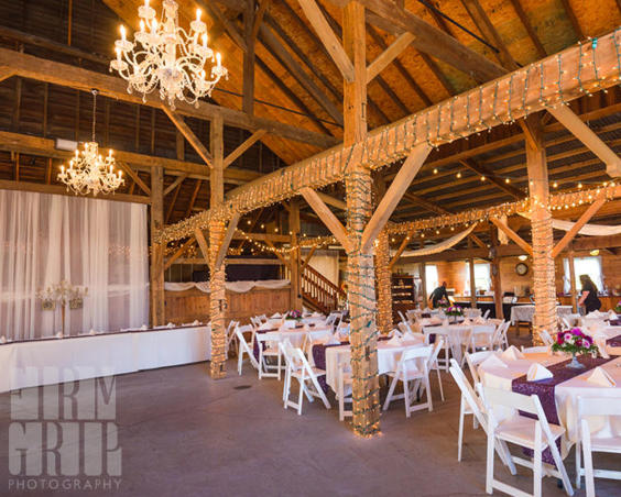 Avon Wedding Barn - Wedding Decor