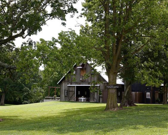 Barn at Kennedy Farm - Wedding Barn