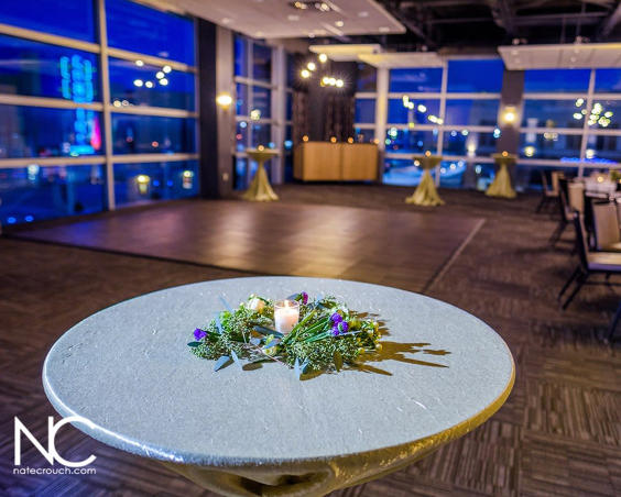 CRG Event Center -  Wedding Reception Decor by Nate Crouch
