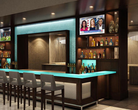 Embassy Suites Hotel and Conference Center Bar