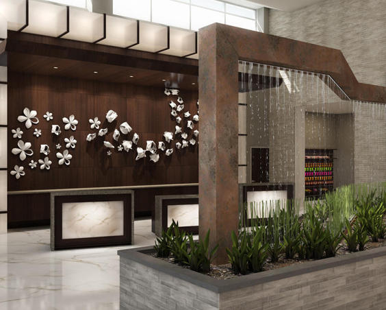 Embassy Suites Hotel and Conference Center Reception