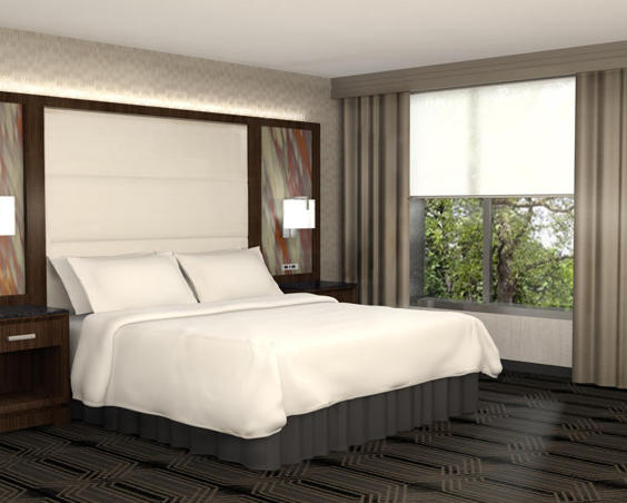 Embassy Suites Hotel and Conference Center Guest Room