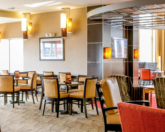 Springhill Suites Indianapolis Airport Plainfield - Dining Room