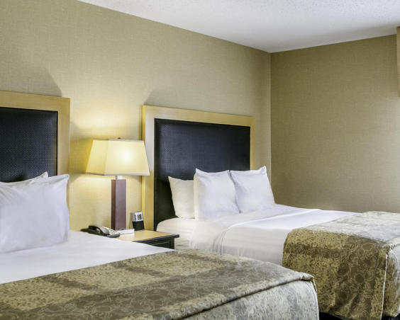 Indianapolis Airport Suites - Guest Room