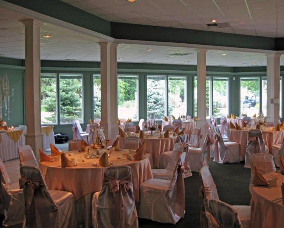 Wedding Reception at Prestwick Country Club