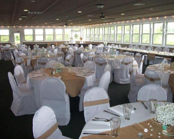 West Chase Golf Club - Indoor Wedding Reception